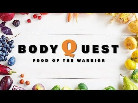 Body Question Food of the Warrior