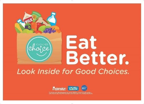 eat better: look inside for good choices
