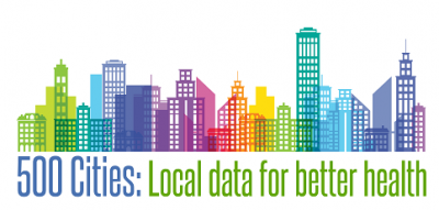 500 Cities: Local data for better health with buildings in the background