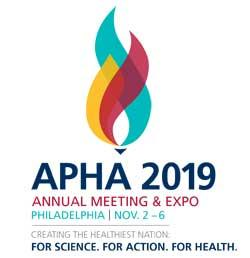 APHA 2019 Annual Meeting & Expo logo