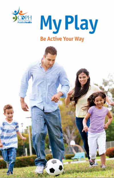 My Play Be Active your way CDPH