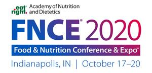 Academy of Nutrition and Dietetics Food & Nutrition Conference & Expo 2020 logo