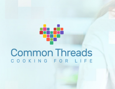 Common Threads Cooking for life logo