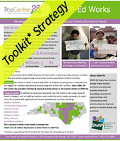 thumbnail of Poe Center report with the Toolkit Strategy banner