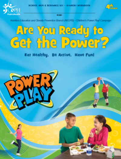 Are you ready to get the power? Power Play cover page