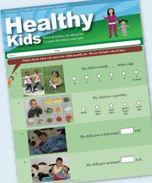 Healthy Kids Survey | SNAP-Ed