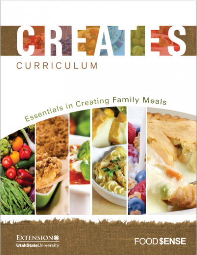 cover of CREATES curriculum