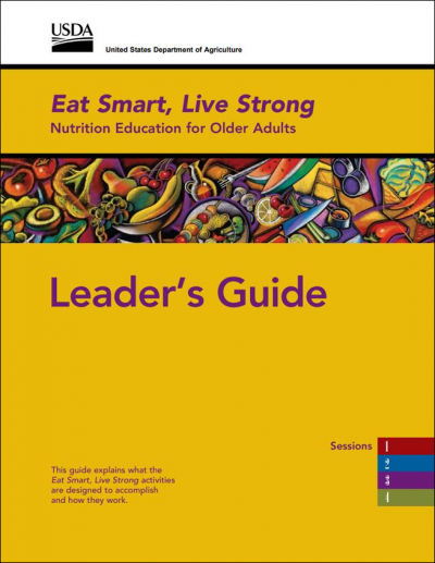 Eat Smart Live Strong program cover