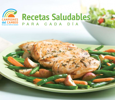 chicken on a plate with carrots and green beans