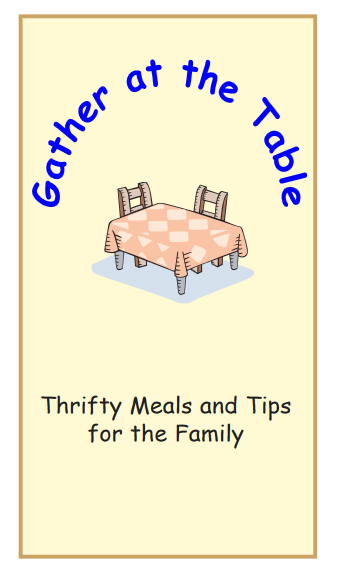 Thrifty Meals and Tips for the Family