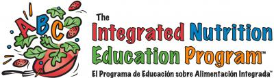 Integrated Nutrition Education Program logo
