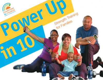 Power Up in 10: Strength Training for Families
