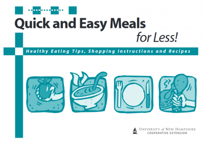 quick and easy meals for less