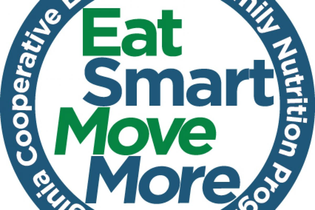 Eat Smart Move More VA cooperative extension - family nutrition program