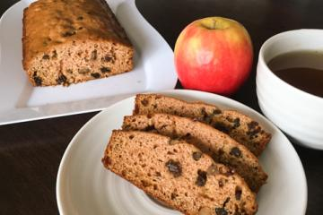applesauce loaf cake