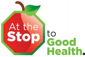at the stop to good health